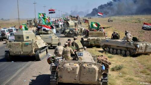 ერაყის არმიასა და ქურთთა ფორმირებებს შორის შეტაკებები მიმდინარეობს