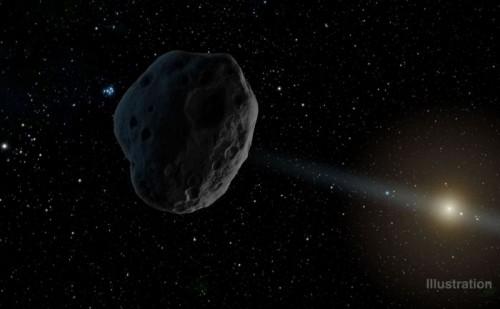 მზის სისტემაში ვარსკვლავთშორისი ობიექტი შემოიჭრა