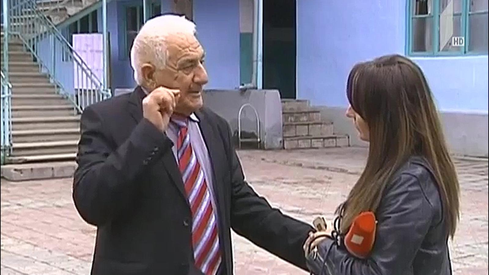 როგორ მოხვდნენ მარნეულის რაიონის რამდენიმე სკოლის მოსწავლეები და დირექტორები ქართული ოცნების საარჩევნო შეხვედრაზე