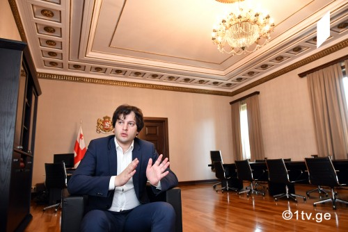 Irakli Kobakhidze says that both parliamentary buildings will be rehabilitated