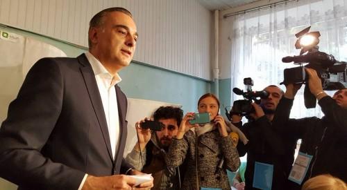 Mayoral Candidate Zaal Udumashvili to voters – You define city's fate now