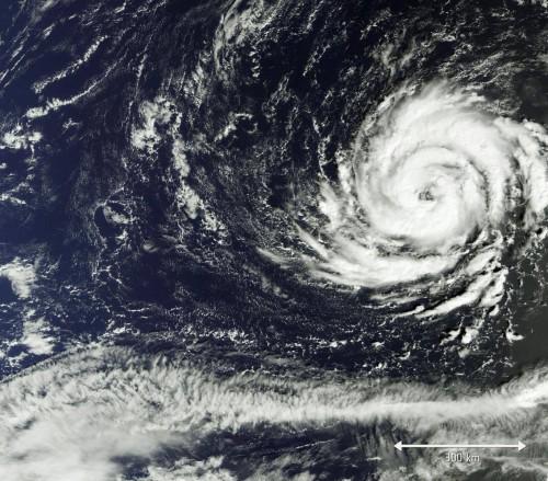 """ქარიშხალ """"ოფელიას"""" მიახლოების გამო, ირლანდიის რამდენიმე საგრაფოში განგაშის წითელი დონე გამოცხადდა"""