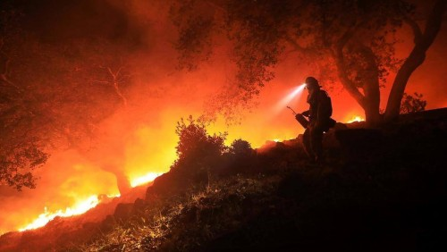 Northern California Wildfires: At Least 35 Dead, 90K Left Homeless
