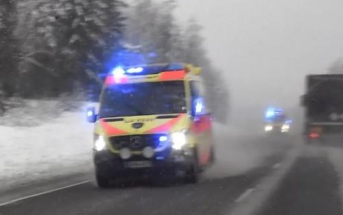 ფინეთში სამგზავრო მატარებელი თავდაცვის სამინისტროს კუთვნილ ჯავშანტრანსპორტიორს შეეჯახა