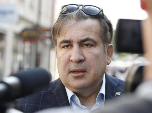 Ukraine's State Immigration Service refuses Mikheil Saakashvili to grant IDP status