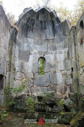 აძიკვის წმინდა გიორგის ეკლესიასა და სამაროვანს უძრავი კულტურული მემკვიდრეობის ძეგლის სტატუსი მიენიჭება