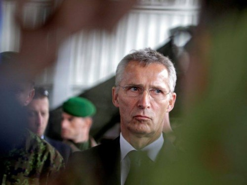 Jens Stoltenberg attended the NATO Parliamentary Assembly