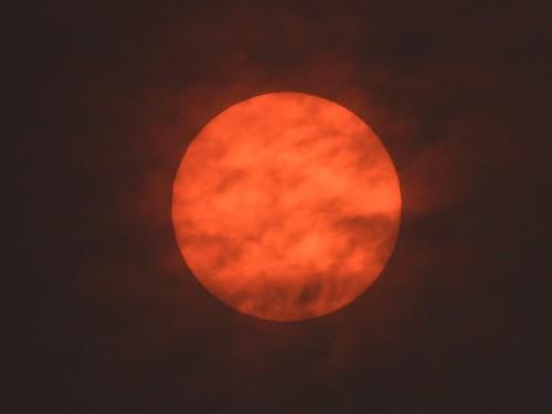 რატომ შეიღება ბრიტანეთის თავზე ცა წითლად - უცნაური ფენომენი