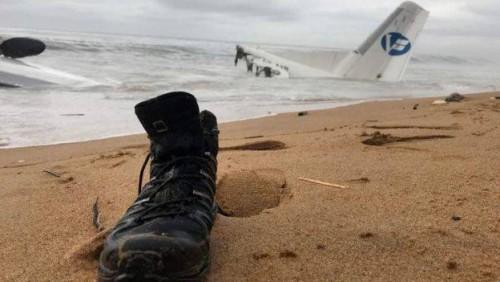 კოტ-დ'ივუარში ავიაკატასტროფის შედეგად ოთხი ადამიანი დაიღუპა