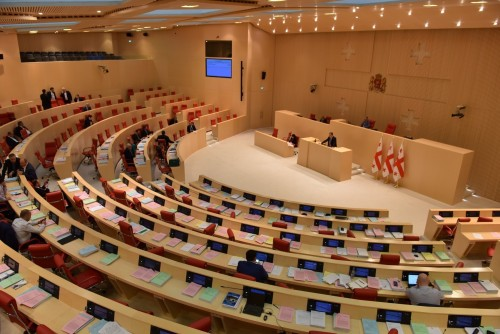 National Movement leaves parliamentary session in protest