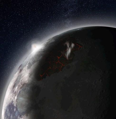 შორეულ წარსულში, მთვარეს ატმოსფერო ჰქონდა — NASA-ს ახალი კვლევა