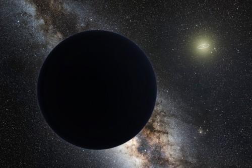 მეცხრე პლანეტა - მზის სისტემის ნაკლული სუპერდედამიწა