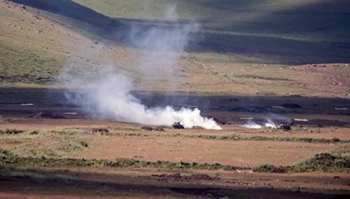 სომხეთის პოლიგონზე რუსმა სამხედრომ შემთხვევითი გასროლის შედეგად ჯარისკაცი მოკლა, შემდეგ კი თავი მოიკლა