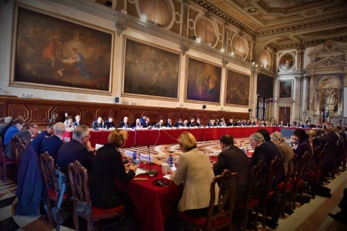Constitutional Amendments - The Venice Commission has approved the final opinion