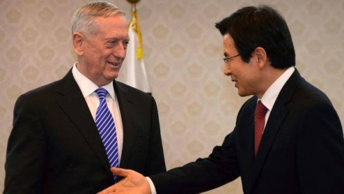 Mattis: threat of North Korea nuclear attack 'is accelerating'