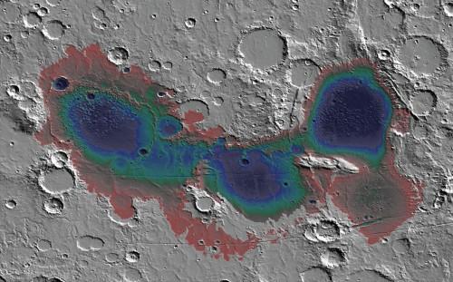 მარსზე უძველესი სიცოცხლის შესაძლო აკვანი აღმოაჩინეს