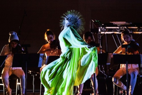 საქართველოში Björk-ის კონცერტებზე დასასწრები ბილეთები მსოფლიოს 25 ქვეყანაში გაიყიდა