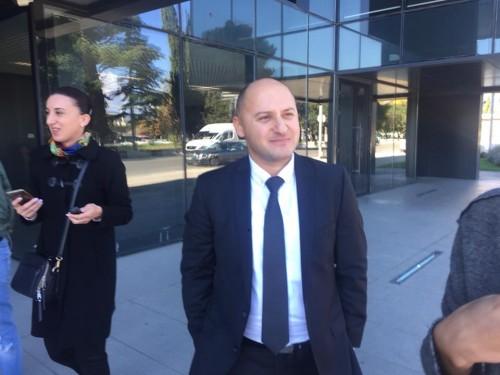Judge Besik Bugianisgvili called for questioning