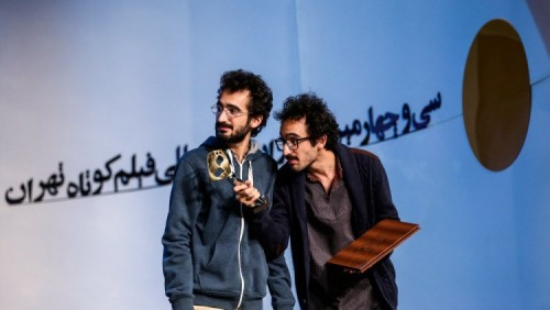 """თორნიკე გოგრიჭიანის ფილმმა """"ანდრომ"""" თეირანის მოკლემეტრაჟიანი ფილმების ფესტივალზე ჯილდო მიიღო"""