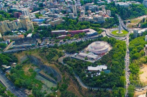 Tbilisi Circus building is for sale for USD 18 million