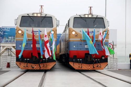 Baku-Tbilisi-Kars railway officially opened