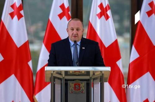Veto on constitutional amendments - Giorgi Margvelashvili will make an announcement  today