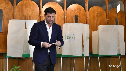 The city should be full of love – Mayoral Candidate Kaladze