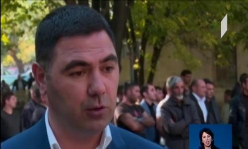 """""""ევროპული საქართველო"""" წინასაარჩევნო კამპანიას განაგრძობს"""