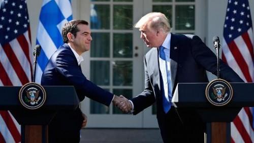დონალდ ტრამპი - საბერძნეთი აშშ-ის ერთგული პარტნიორი და მეგობარია