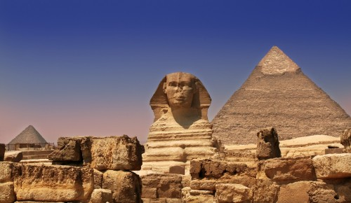 ძველი ეგვიპტის დაცემა შესაძლოა, გიგანტური ვულკანის ამოფრქვევამ გამოიწვია