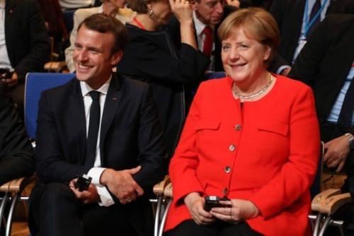ემანუელ მაკრონი - ევროლიდერებს ევროკავშირის მომავლის შესახებ ხედვების წარსადგენად ერთი წელი აქვთ