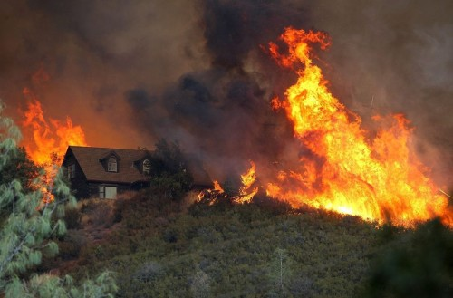 California wildfires kill at least 15, more than 200 reported missing in wine country