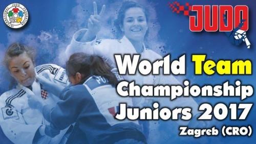 ძიუდოში მსოფლიოს 2017 წლის ახალგაზრდული ჩემპიონატის გამარჯვებული იაპონიის ნაკრებია