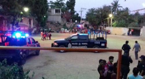 მექსიკის შტატში შეიარაღებულმა პირებმა ცეცხლი ფეხბურთელებს თამაშის დროს გაუხსნეს