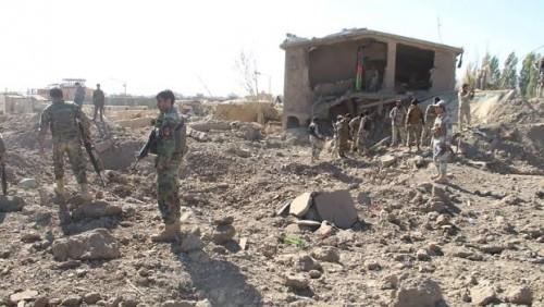 """ავღანეთში """"თალიბანის"""" მიერ ბოლო ორ დღეში განხორციელებულ ტერორისტულ თავდასხმებს 74 ადამიანი ემსხვერპლა"""