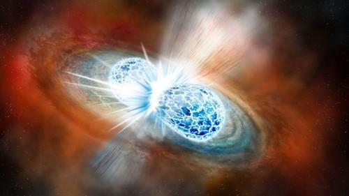 როცა ნეიტრონული ვარსკვლავები ეჯახებიან - რა დაინახეს ჰაბლმა და სხვა ტელესკოპებმა [ვიდეოები]