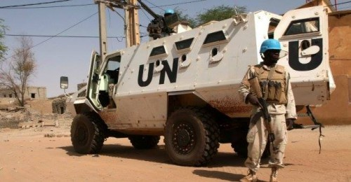 3 UN peacekeepers killed in Mali