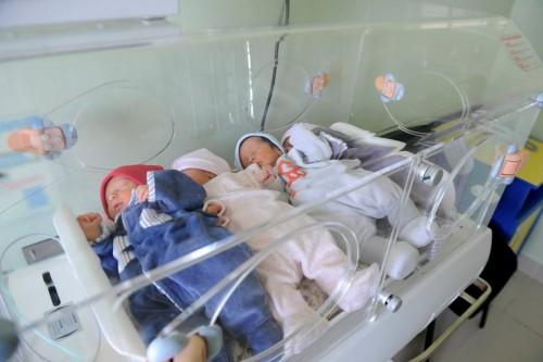 საქსტატის ინფორმაციით, 2016 წელს საქართველოში 56 569 ბავშვი დაიბადა, რაც 2009 წლის შემდეგ ყველაზე დაბალი მაჩვენებელია