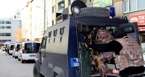 თურქეთში ანტიტერორისტული ოპერაციის შედეგად 140 ადამიანი დააკავეს