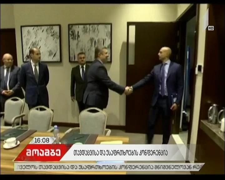 პრემიერ-მინისტრი თავდაცვისა და უსაფრთხოების კონფერენციის ფარგლებში პირისპირ შეხვედრებს მართავს
