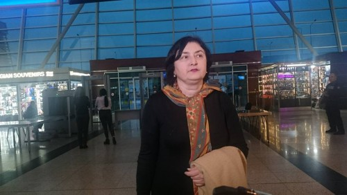 Members of APG departed for Moscow