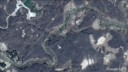 საუდის არაბეთის უდაბნოში 400 უძველესი, იდუმალი მონუმენტი აღმოაჩინეს