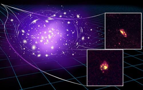 აღმოჩენილია სამყაროს ყველაზე ძველი სპირალური გალაქტიკა