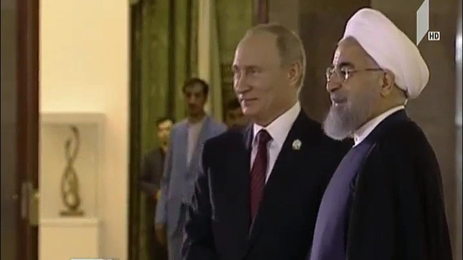 რა საკითხები განიხილა რუსეთის პრეზიდენტმა ირანელ კოლეგასთან