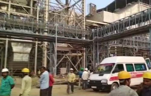 ინდოეთში უტარ-პრადეშის შტატში მდებარე ელექტროსადგურში აფეთქების შედეგად ცხრა ადამიანი დაიღუპა და 100-ზე მეტი დაშავდა
