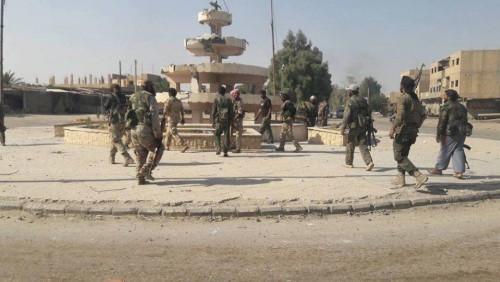 სირიის სამთავრო მედია - სირიის სამთავრობო არმიამ მოკავშირეებთან ერთად ქალაქი დეირ ეზ-ზორი ჯიჰადისტების კონტროლისგან მთლიანად გაათავისუფლა