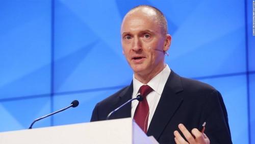 დონალდ ტრამპის ყოფილმა მრჩეველმა რუსეთის ვიცე-პრემიერთან შეხვედრა აღიარა