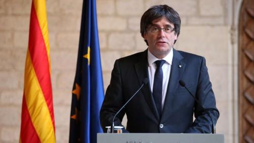 ესპანეთის პროკურატურამ კატალონიის მთავრობის ყოფილი მეთაურის დაპატიმრების ორდერი გასცა