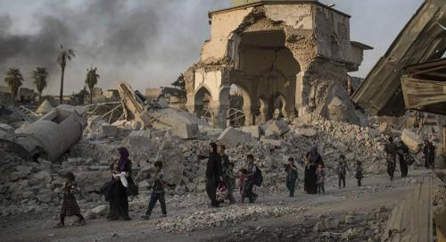 გაერო-ს ინფორმაციით, ე.წ. ისლამურმა სახელმწიფომ ქალაქ მოსულში კაცობრიობის წინააღმდეგ დანაშაული ჩაიდინა და გენოციდი განახორციელა