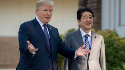 დონალდ ტრამპი - იაპონია აშშ-ის მნიშვნელოვანი მოკავშირეა